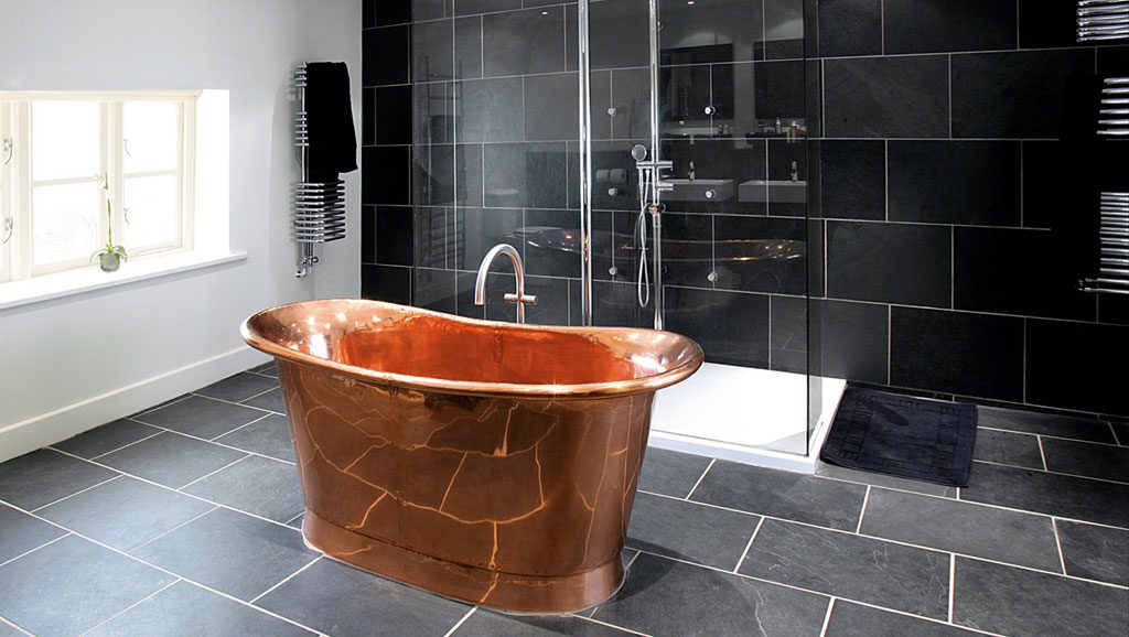 copper tiles bathroom welcome to dabney plumbing amp building dabney plumbing 12517
